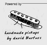 D. Barfuss Pickups