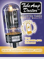 www.tubeampdoctor.com - Selected Tubes and more for Vintage Amplification